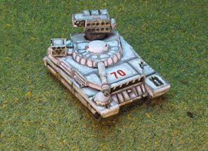 Manticore (60 Ton Heavy Tank)
