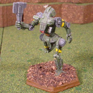 Hatchetman – HCT-3F