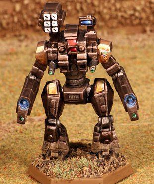Warhammer Lich WHD-10CT