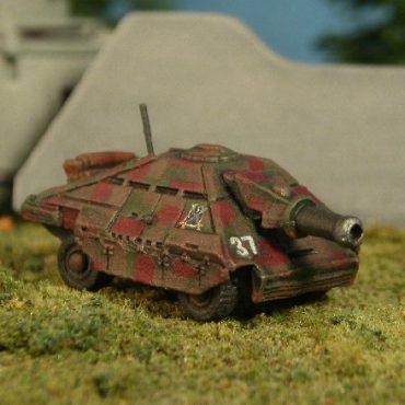 Hetzer Assault Vehicle