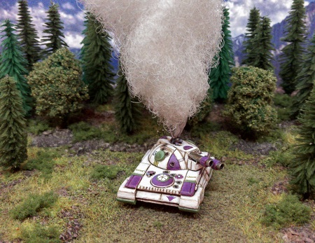 Demolisher Heavy Tank