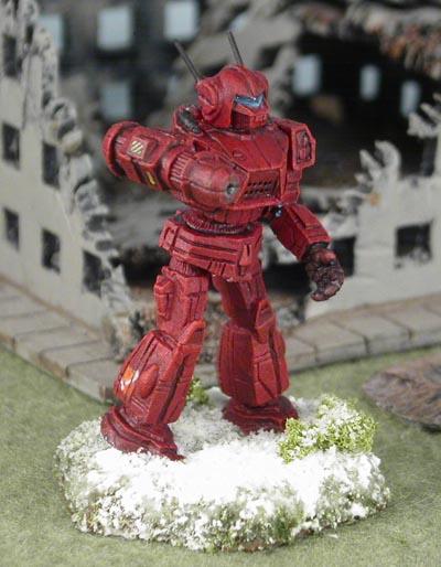 Wolftrap - WFT-1