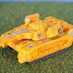 Rommel/Patton Tank