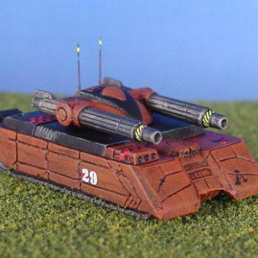 Zhukov Heavy Tank