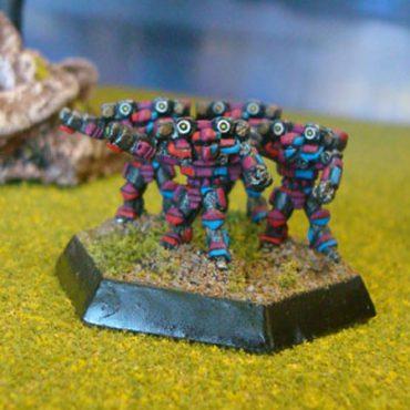 Longinus Battle Armor