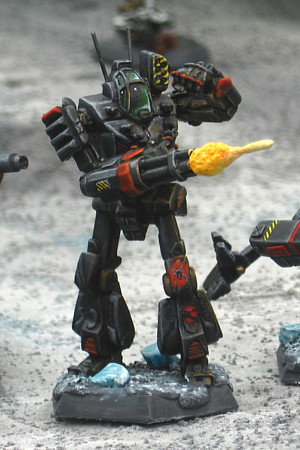 Battlemaster (Wolf and Blake) Calvin