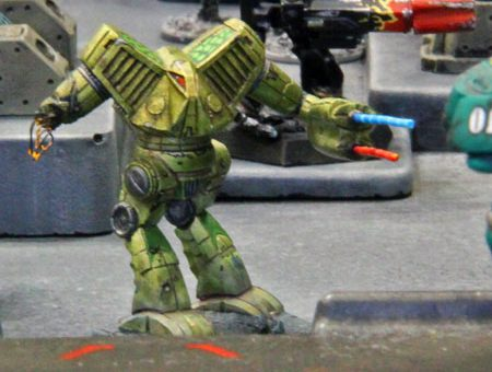 Battle Cobra