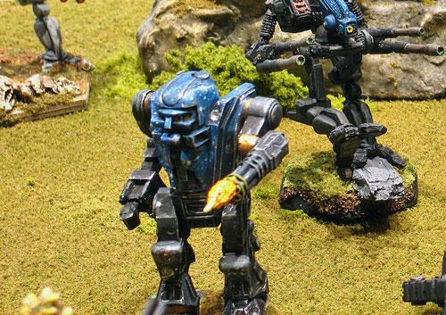 Man O'War vs. Trebuchet