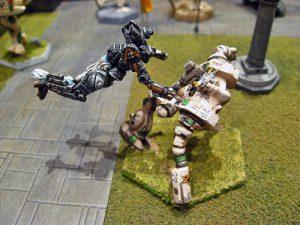 Hatchetman vs. Cataphract
