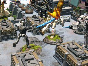 Black Knight vs. Toyama