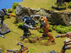 Battlemaster vs. Vulture