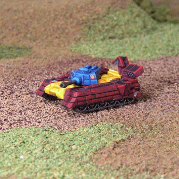 Von Luckner Hvy Tank