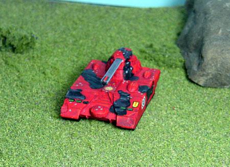 Fury Tank