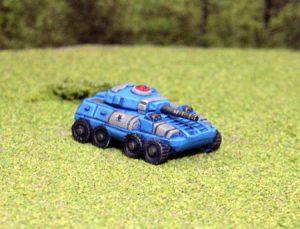 Chevalier Light Tank