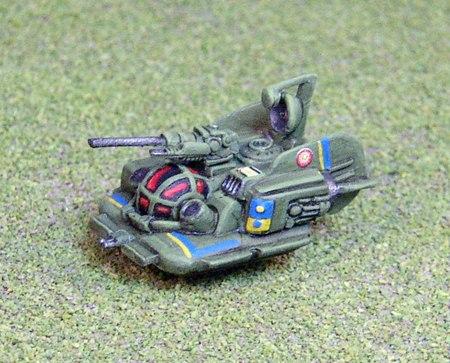 Fox Armored Car