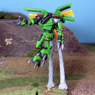 Jade Hawk Death From Above
