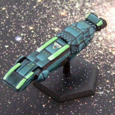 Comitatus JumpShip