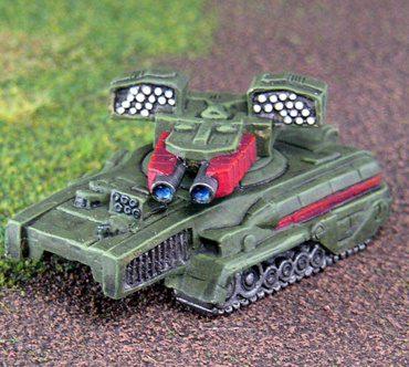 Winston Combat Vehicle