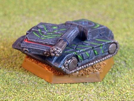 Vedette Medium Tank (3058) Rotary AC/5