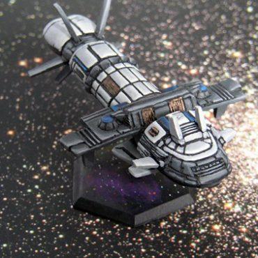 Texas Battleship (2750)
