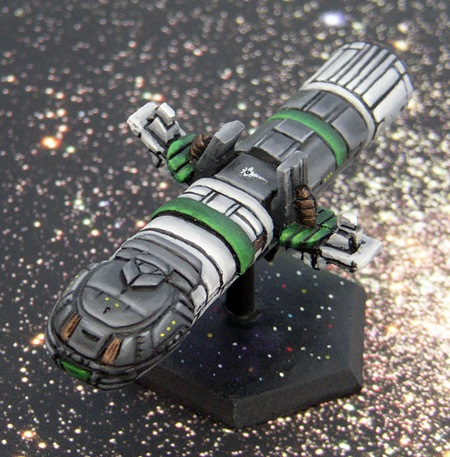 Cameron Battlecruiser (2750)