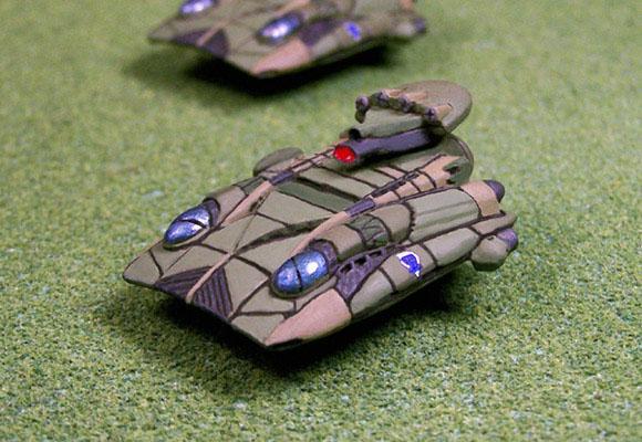Fulcrum Hover Tank