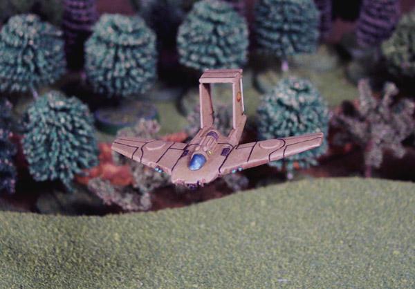 Chippewa Fighter - CHP-W5