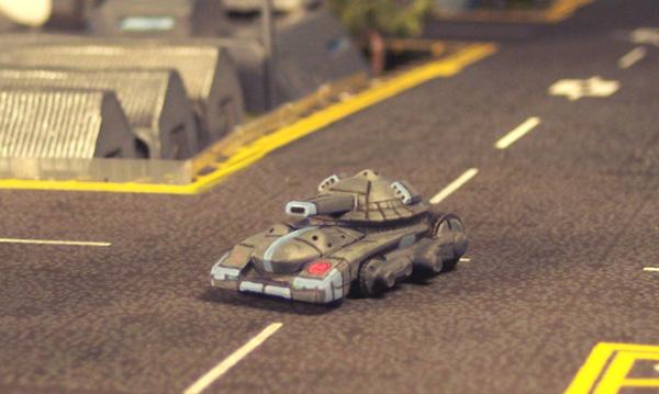 Tokugawa Heavy Tank