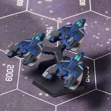Aerospace Fighters #3 Heavy