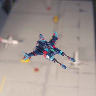 Sparrowhawk Fighter – SPR-H5