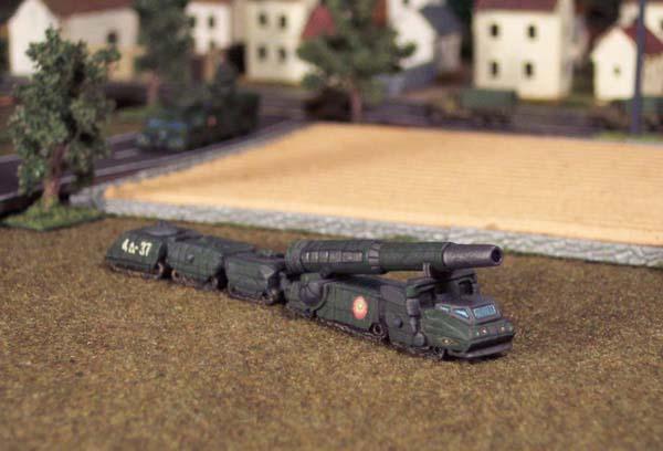 Long Tom Artillery - LT-MOB-25