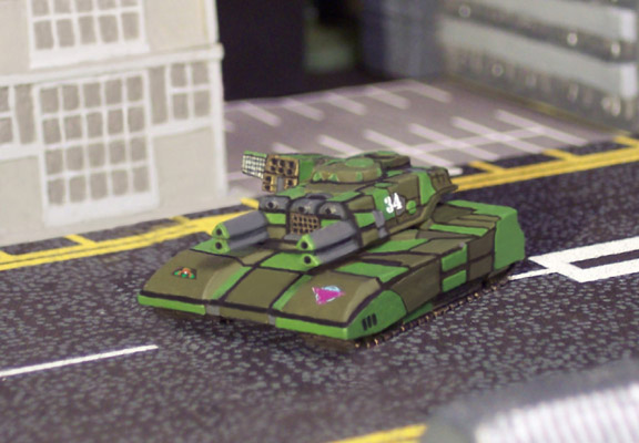Ontos Heavy Tank