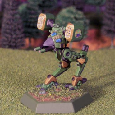 Locust – LCT-5V