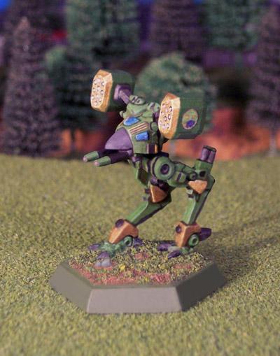 Locust - LCT-5V