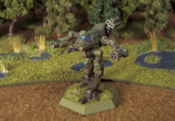 Bushwacker - BSW-X1