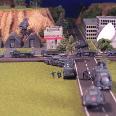 Tactical Operations – Lyran Convoy