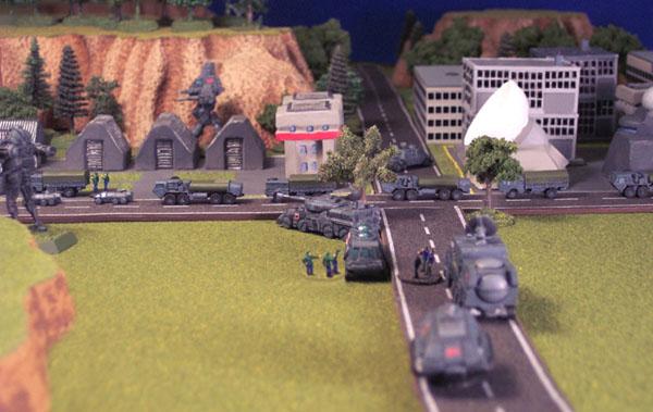 Tactical Operations - Lyran Convoy