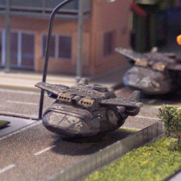 Kanga Hover/Jump Tank