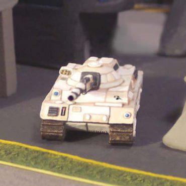 Myrmidon Medium Tank