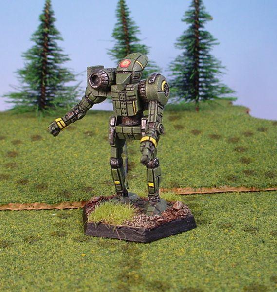 Garm GRM-01A