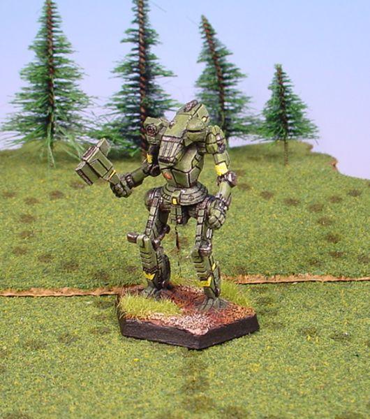 Hatchetman HCT-3F