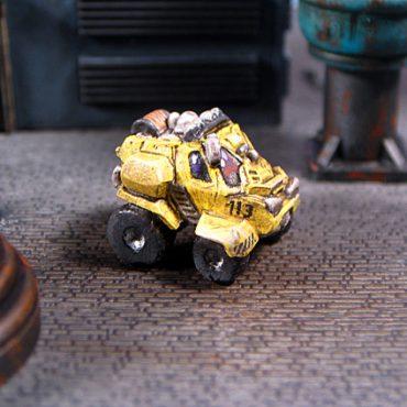 Davion Firefighter ATV