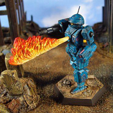 Firestarter OmniMech FS9-O