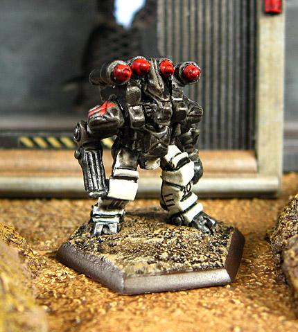 Nephilim Assault Battle Armor