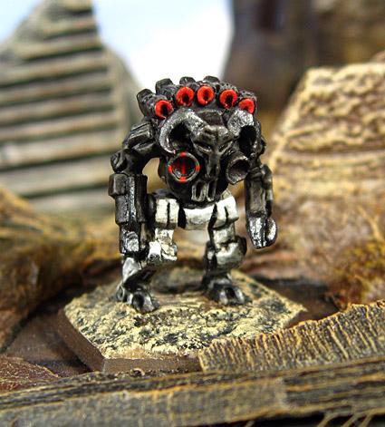 Se'irim Medium Battle Armor