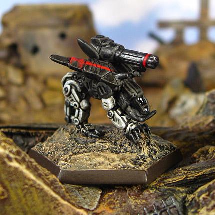 Shedu Assault Battle Armor