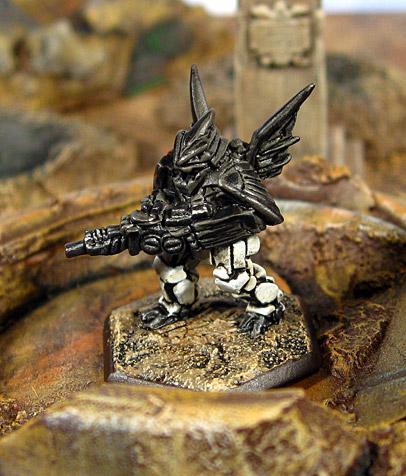 Tengu Heavy Battle Armor