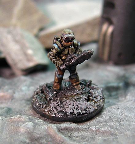 Lyran Heavy Infantry (Standing)