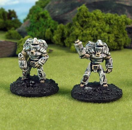 Basic Innersphere Battle Armor