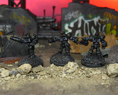 Achileus Light Battle Armor